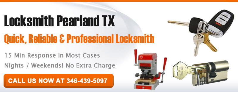 locksmith pearland tx Banner
